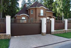 удобные откатные ворота Щелково