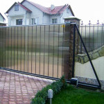 Галерея откатные ворота Щелково