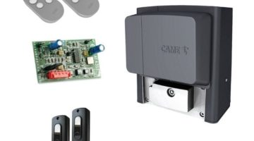 CAME BX704AGS CLASSICO комплект привода откатных ворот