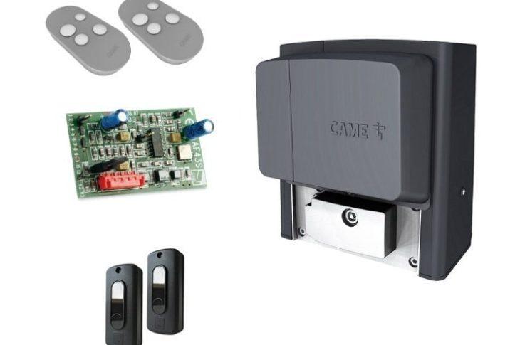 CAME BX708AGS CLASSICO комплект привода для откатных ворот