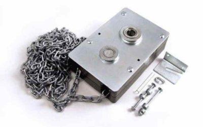 DOCO цепной редуктор для секционных ворот всех типов