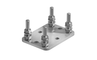 P450 основание регулировочное для системы до 450 кг