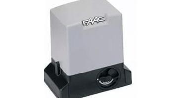 FAAC 740 привод для откатных ворот