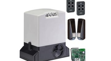 FAAC 740 KIT комплект привода для откатных ворот