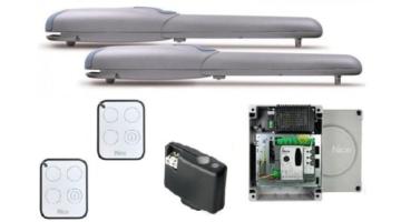 NICE WINGO5BDKIT комплект автоматики для распашных ворот