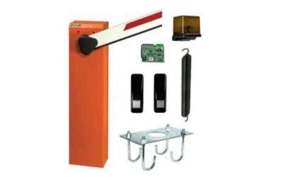 Faac 615 BPR LED комплект гидравлического шлагбаума, стрела 5 м
