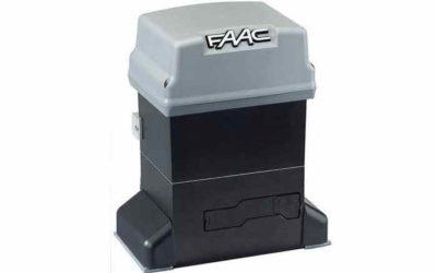 FAAC 746 ER привод для откатных ворот в масляной ванне