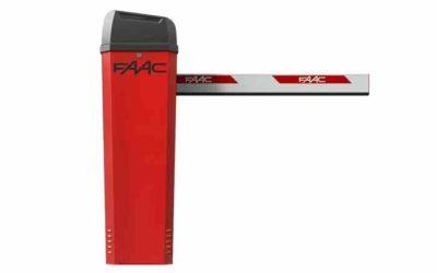Faac B614/4 KIT высокоинтенсивный электромеханический шлагбаум, стрела 4 м