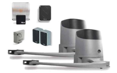 NICE HOPP KCE автоматика для распашных ворот