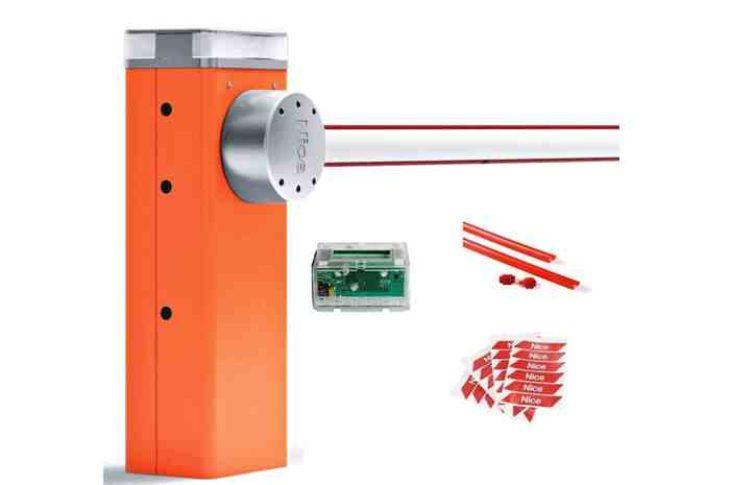 NICE M3BARKIT скоростной автоматический шлагбаум, стрела 3 м