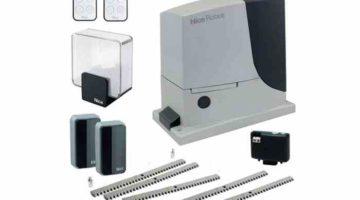 NICE RB1000FULL полный комплект привода для откатных ворот