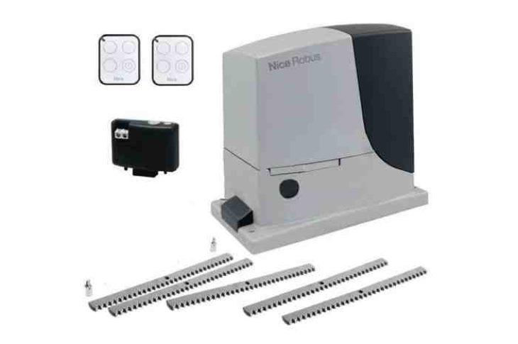 NICE RB600KIT2 комплект привода для откатных ворот