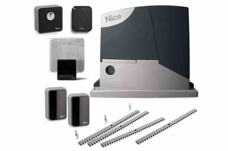 NICE RD400KIT3 полный комплект привода для откатных ворот