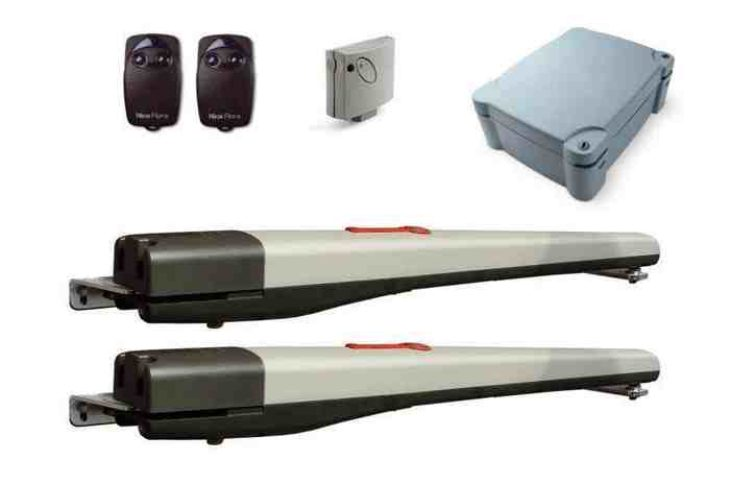 NICE TOONA5024 HSBDKIT комплект высокоинтенсивных скоростных приводов для распашных ворот