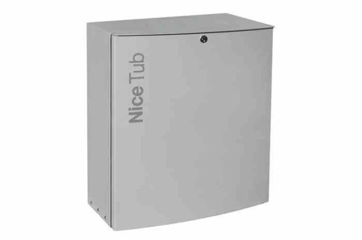 NICE TUB4000 промышленный привод для откатных ворот