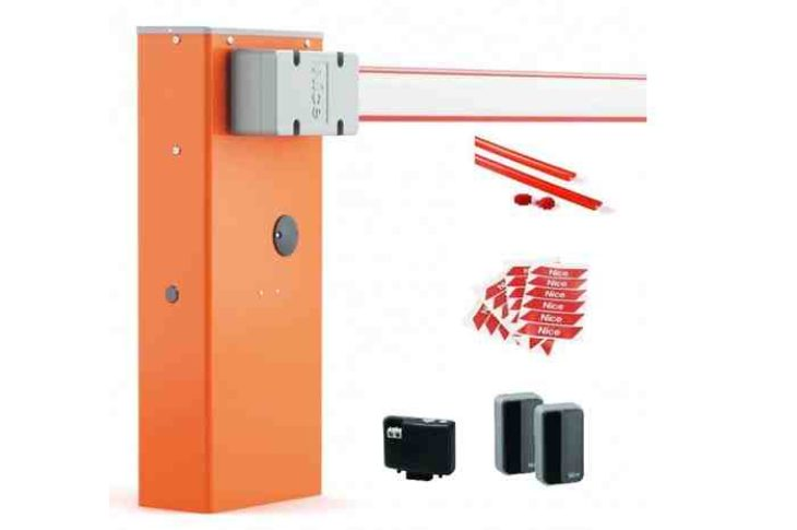 NICE WIDEL6KIT1 автоматический шлагбаум, стрела 6 м
